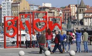 El turismo aportó 408,5 millones de euros a la economía de Gijón en 2017