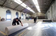 'Fábrica Scorsese' toma forma en Oviedo