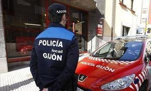 La Policía Local evita el suicidio de un ciudadano francés en Gijón