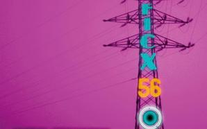Luces de neón y alto voltaje para el cartel del FICX