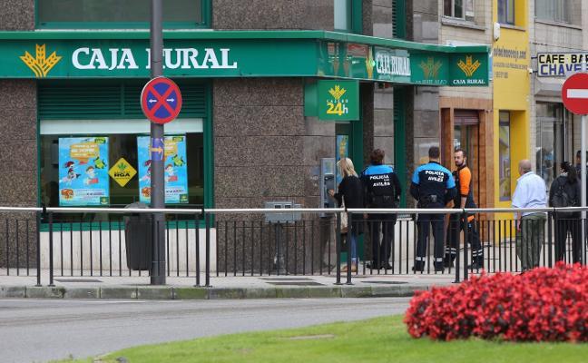 La Policía atribuye al menos cuatro robos al ladrón de la Caja Rural