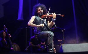Ara Malikian, en el Metrópoli Winter