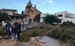 Las sobrecogedoras imágenes que dejan las inundaciones en Mallorca