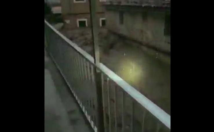 Imágenes de la tromba de agua en Mallorca
