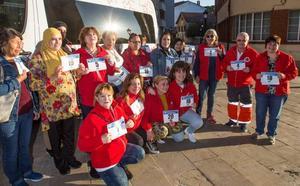 La Marcha Familiar de LA VOZ se vuelca con la Cruz Roja de Avilés