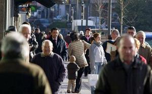 Asturias perderá casi 90.000 habitantes en los próximos 15 años