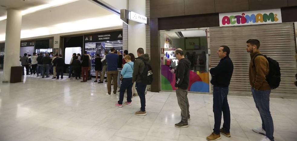 El oviedismo se moviliza para el Wanda Metropolitano