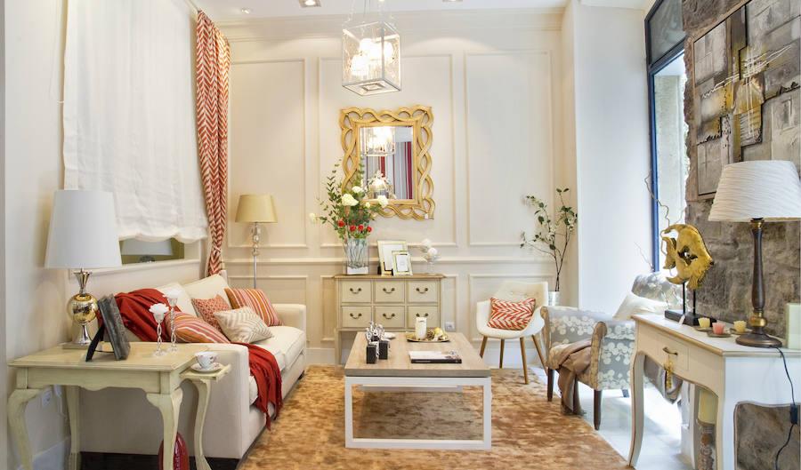 Viste tu casa con gusto y personalidad