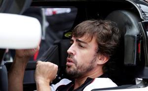 Alonso: «Fue una pena lo de Silverstone; ahora intentaremos ganar aquí en Fuji»
