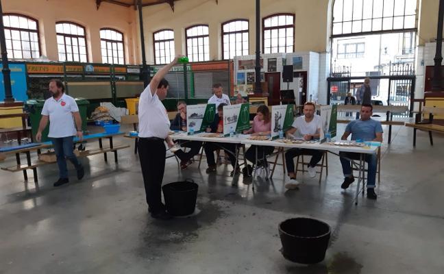 48 aficionados de 23 concejos competirán en la Villa por tener la mejor sidra casera
