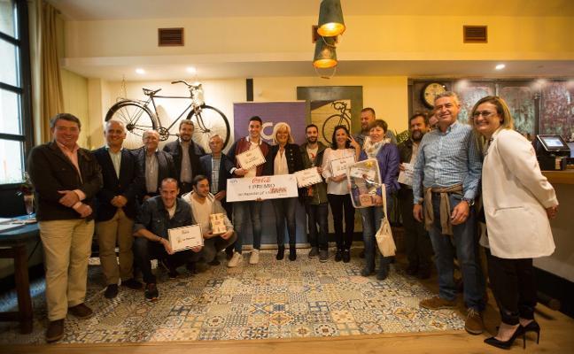 La Ucayc entrega los premios de la Semana de la Tapa a establecimientos y clientes