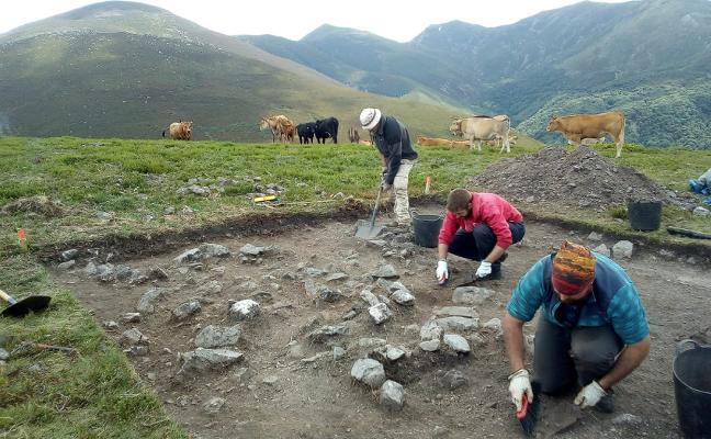 Asturias recupera las excavaciones arqueológicas en la romana Vía Carisa