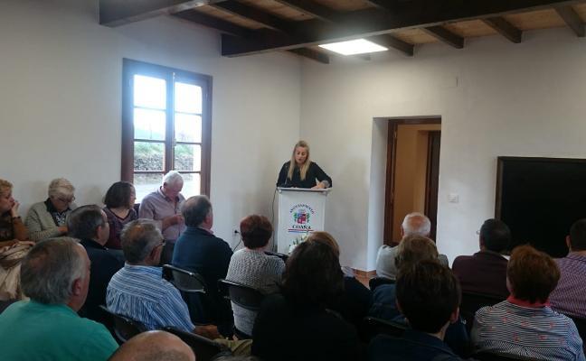 Coaña invierte 25.000 euros en reparar las escuelas de Trelles