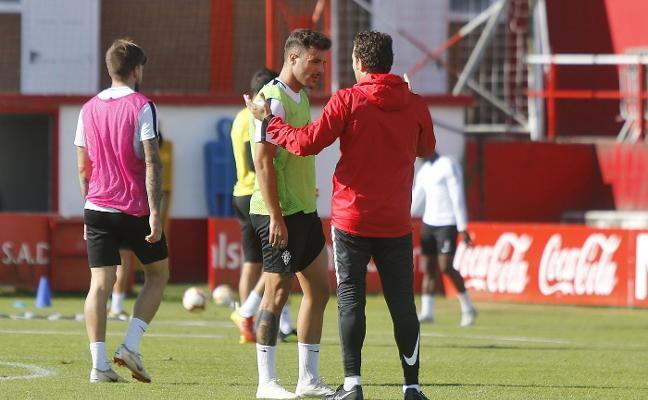 Baraja estudia sustituir a Lod en la mediapunta con Carmona o Hernán