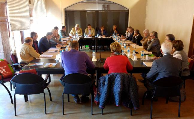 Ayuntamientos de paso del Camino Primitivo estudian crear un consorcio