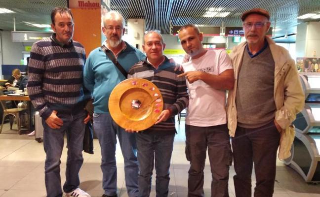 Les Forgaxes gana el primer premio del Seminario Internacional de Tornería