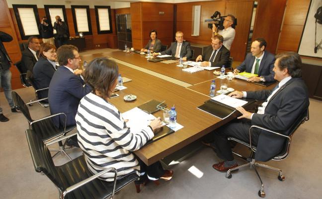 El Principado sube el tono y critica un maltrato al carbón en las reformas eléctricas de Sánchez