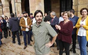 «Estoy aquí para dar la cara, seguiremos trabajando», afirma Del Páramo