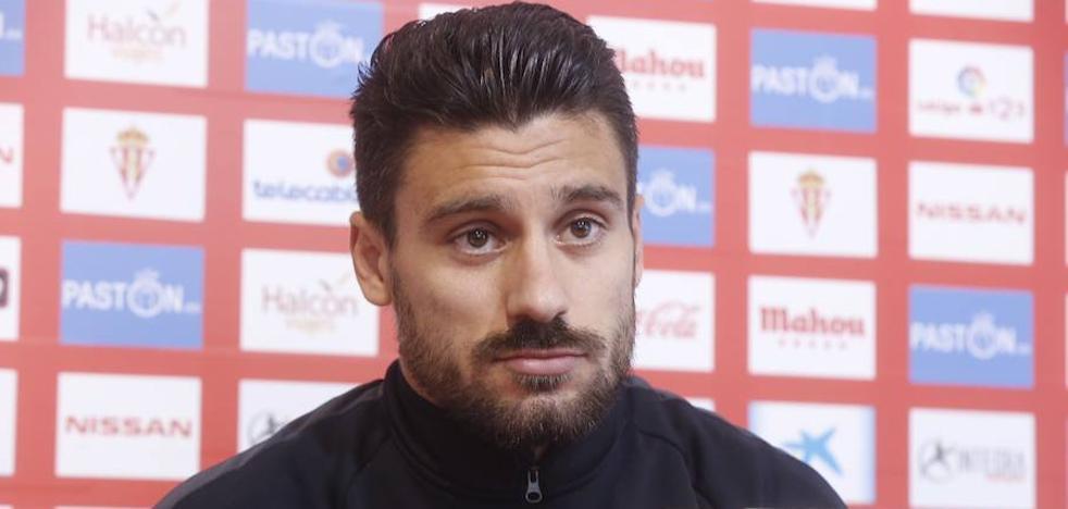 Sporting | «Sería un sueño terminar mi carrera en el Sporting», asegura Canella
