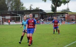 El Gijón FF busca su primera victoria ante el CD Monte