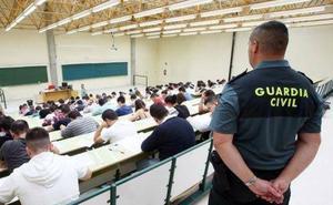Test: ¿Aprobarías el examen de las oposiciones de la Guardia Civil?