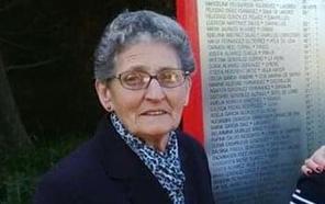 Consternación en Tuilla por la muerte de Nieves Ríos, histórica militante de Izquierda Unida