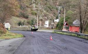 El Gobierno regional aprueba obras de mejora en ocho carreteras por 3,8 millones