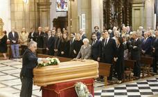 Gijón despide a un prohombre