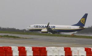 Ryanair anuncia su disposición a reabrir conexiones desde el aeropuerto asturiano