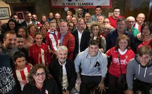 Tercer aniversario de El Cruce de Llanera