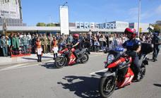La Guardia Civil de Gijón celebra el Pilar en el recinto ferial