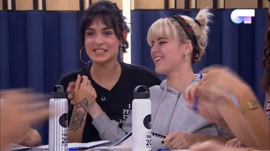 Operación Triunfo 2018: Alba y Natalia, protagonistas de la próxima gala