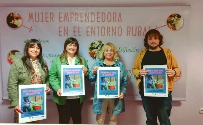 Talleres y visitas para conmemorar el Día de la Mujer Rural en Carreño