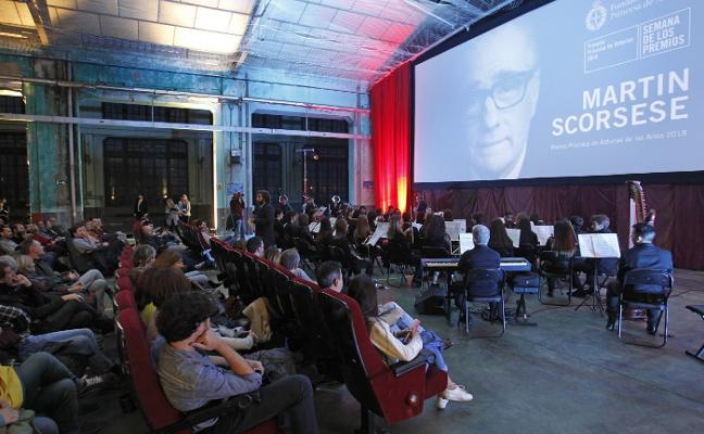 La fábrica Scorsese empieza a rodar