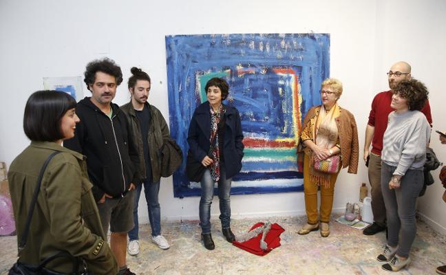 AlNorte, hasta la cocina del arte