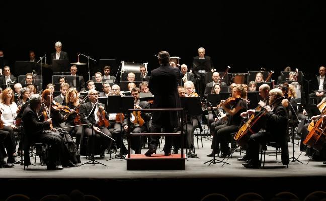 La OSPA celebra a Bernstein