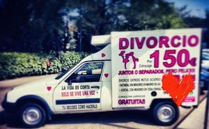 Divorcios en furgonetas