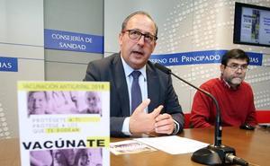 La nueva vacuna de la gripe en Asturias: más efectiva y más cara
