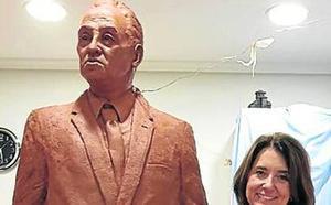 El PP valdesano pone en duda la adjudicación de la escultura del Nobel Severo Ochoa