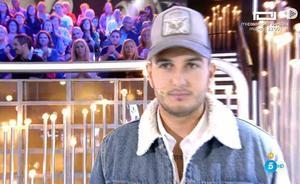 Omar, expulsado de 'GH VIP', pide perdón