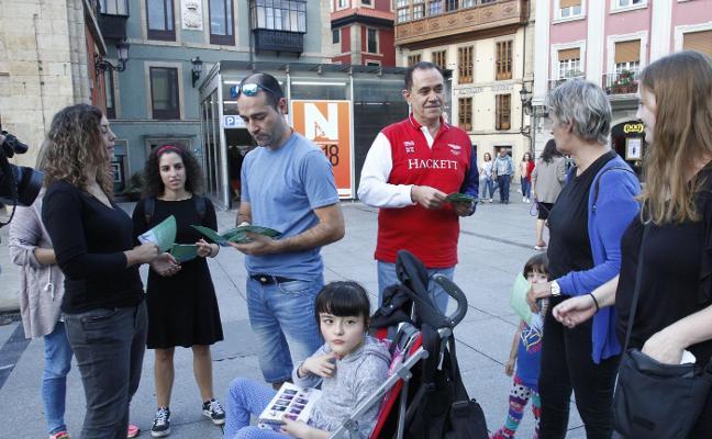 El 'Manifiesto por Avilés' sale a la calle