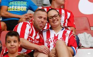 ¿Estuviste en el Sporting 1-1 Reus? ¡Búscate!
