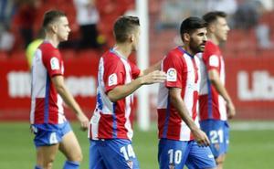 Vídeo: así fue el gol de Carmona de penalti con el que empató el Sporting