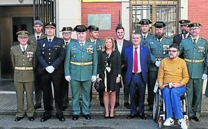 La Guardia Civil de Siero y Noreña celebra su patrona