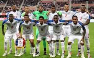 Bárcenas fue titular en el partido amistoso de Panamá frente a Japón