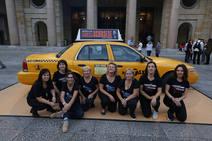 El taxi de Scorsese recorre Gijón