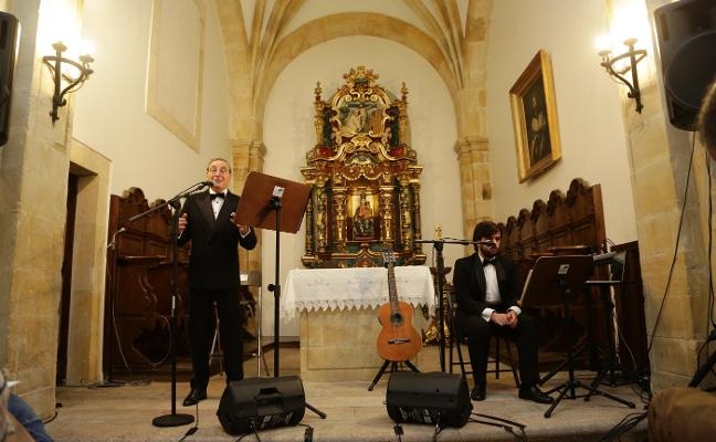 Aires musicales de Santa Teresa en Covadonga