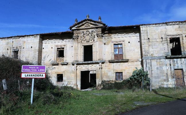 La Fiscalía culpa al «deficiente» funcionamiento de Patrimonio de la ruina del palacio de Celles