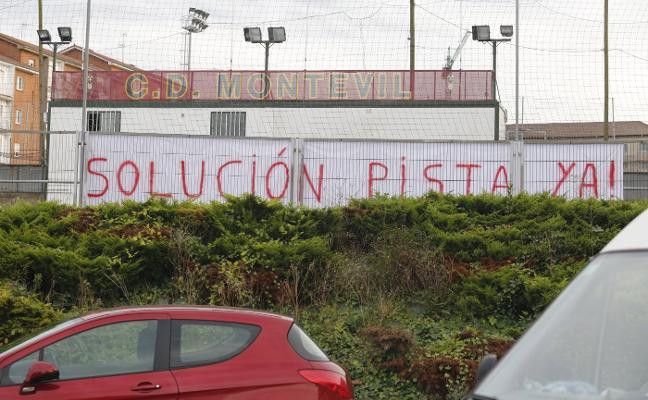 «No queremos tener la mejor pista de fútbol de Gijón, solo que la adecenten»