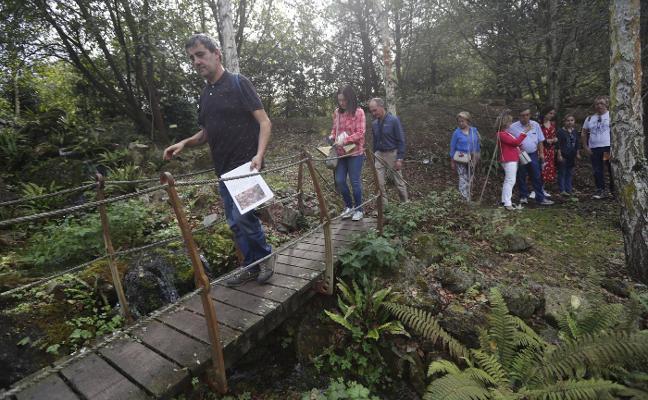 El Jardín Botánico, hogar de más de doscientas especies de hongos
